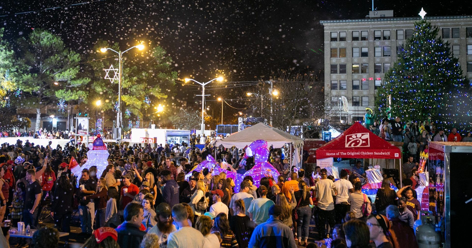 Alexandria Winter Fete